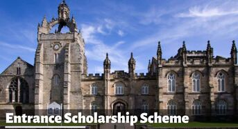 Entrance Scholarship Scheme at the University of Aberdeen, United Kingdom