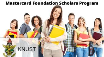 MasterCard FoundationScholars Program at KNUST, Ghana