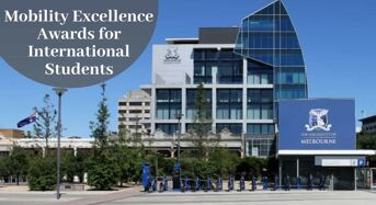 Melbourne Mobility Excellence Awards for International Students, 2020