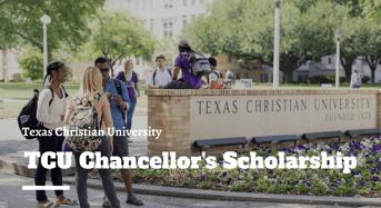 TCU Chancellor's Scholarship
