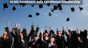 ULMS Southeast Asia Excellence Scholarship in the UK, 2020