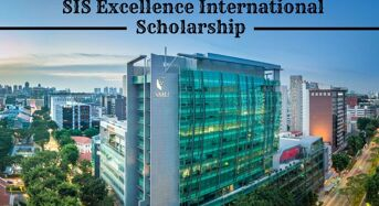 SIS Excellence International Scholarship at Singapore Management University, 2020