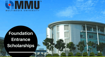 Foundation Entrance Scholarships at Multimedia University, Malaysia