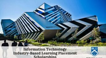 Monash Information Technology Industry-BasedLearning Placement Scholarships in Australia, 2020