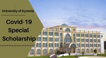 Covid-19special programme at University of Kyrenia, Turkey