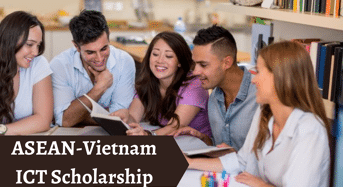 ASEAN-VietnamICT Scholarship at Posts and Telecommunications Institute of Technology, Vietnam