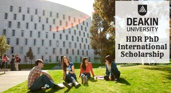 Deakin School of Life and Environmental Sciences HDR PhD International Scholarship in Australia, 2020