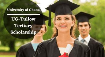UG-TullowTertiary Scholarship at University of Ghana