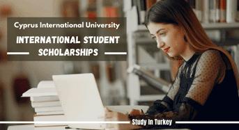 CIU International Student Scholarships in Turkey, 2020