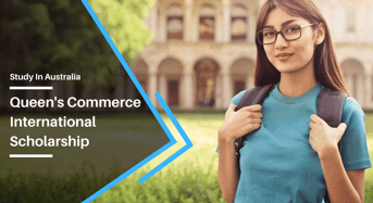Commerce International Scholarship at Queen's College in Australia