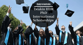 Deakin Faculty of Science, Engineering and Built Environment HDR PhD international awards in Australia, 2020