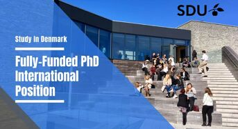 Fully-FundedPhD International Position in Soft Robotics at University of Southern Denmark, 2020