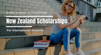 New Zealand Scholarships for International Students at Unitec Institute of Technology, New Zealand