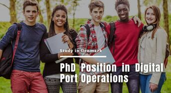PhD International Position at University of Southern Denmark, 2020