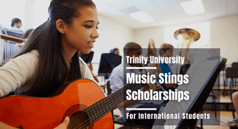 Trinity University Music Stings international awards in USA