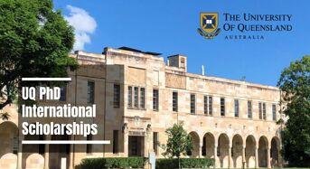 UQ PhD international awards in Development of a Mechanical Tensioner for Wave Energy Harvesting, Australia