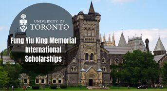 University of Toronto Fung Yiu King Memorial international awards in Canada, 2020
