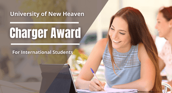 Charger Award for International Students at University of New Haven, USA
