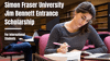 Jim Bennett Entrance International Scholarship in Canada