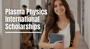 Plasma Physics international awards at University of South Australia, 2020