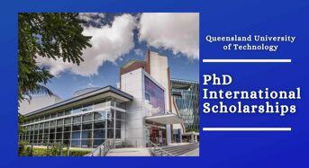 QUT PhD Positionsin Human Emotional Learning for International Students, 2020
