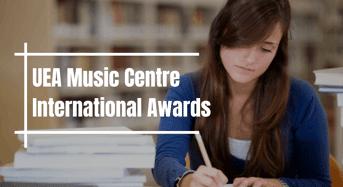 UEA Music Centre InternationalAwards in UK
