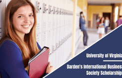 UVA Darden's International Business Society Scholarships in the USA