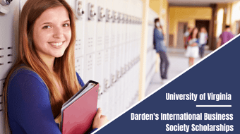 UVA Darden's International Business Society Scholarships in the USA