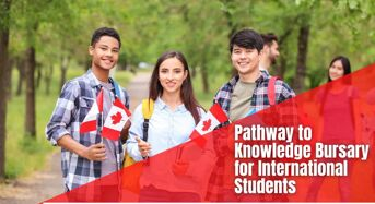 University Canada West Pathway to Knowledge Bursary for International Students, 2021