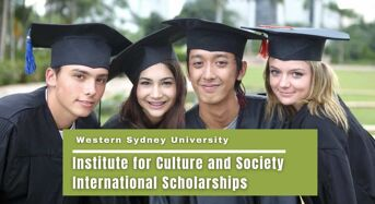 Western Sydney University Institute for Culture and Society international awards, Australia
