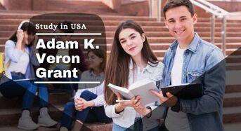 Adam K. Veron Grant in USA, 2021