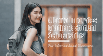 Alberta Innovates Graduate Student international awards, Canada