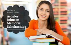 Asheley Johnson Memorial Scholarships, USA