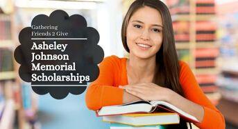 Asheley Johnson Memorial Scholarships, USA