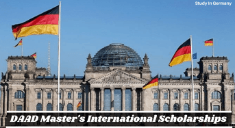 DAAD Master's international awards in Training and Job Creation, Germany