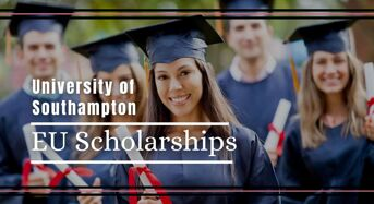 EU Scholarships at University of Southampton, UK