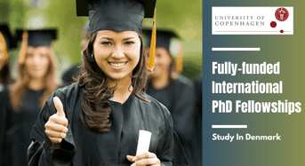 Fully- moneyed International PhD Fellowships in European Language and Literature, Denmark