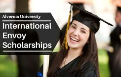 International Envoy Scholarships at Alvernia University, USA