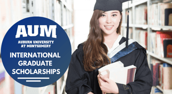 International Graduate AUM Scholarships in USA