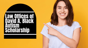 Law Offices of David A. Black Autism Scholarship, USA