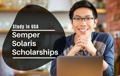 Semper Solaris Scholarships in USA, 2021