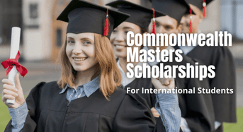 University of Birmingham Commonwealth Masters international awards in UK