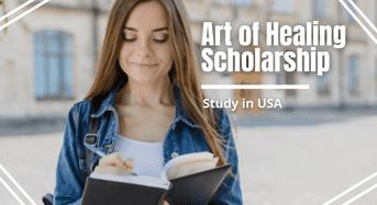 Art of Healing Scholarship in USA