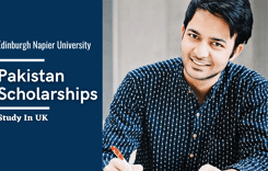 Edinburgh Napier University Pakistan Scholarships in UK