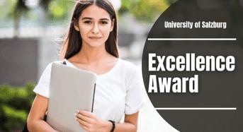 Excellence Awards at University of Salzburg, Austria