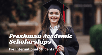 Freshman Academic international awards at Biola University, USA