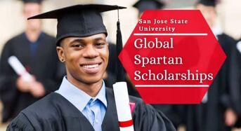Global Spartan Scholarships at San Jose State University, USA