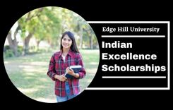 Indian Excellence Scholarships at Edge Hill University, UK