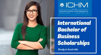 International Bachelor of Business Scholarships in Australia