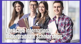 Life Asapa International undergraduate financial aid in Denmark